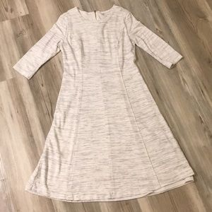 White Cato Dress